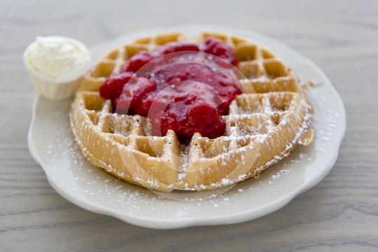 Waffle8018