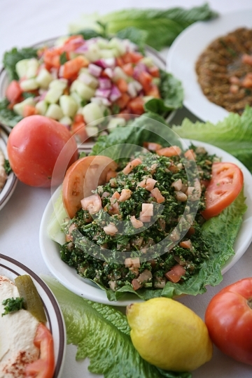 TaboulehMoroccanSalads9455