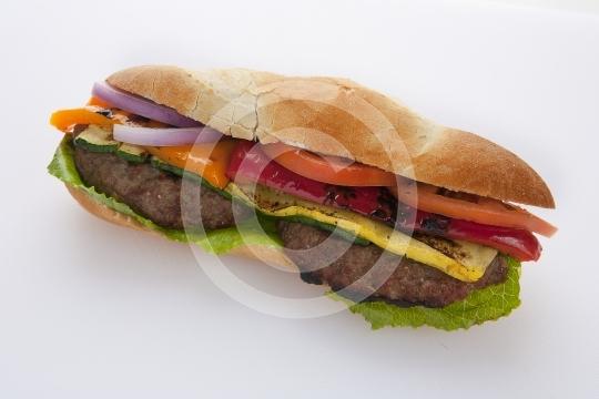 D-Burger Sandwich1365
