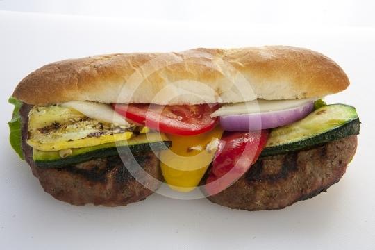 D-Burger Sandwish9586