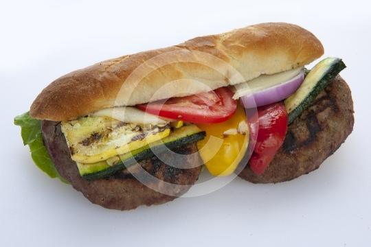 D-Burger Sandwish9593