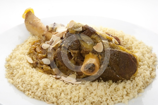 SweetLambCouscous